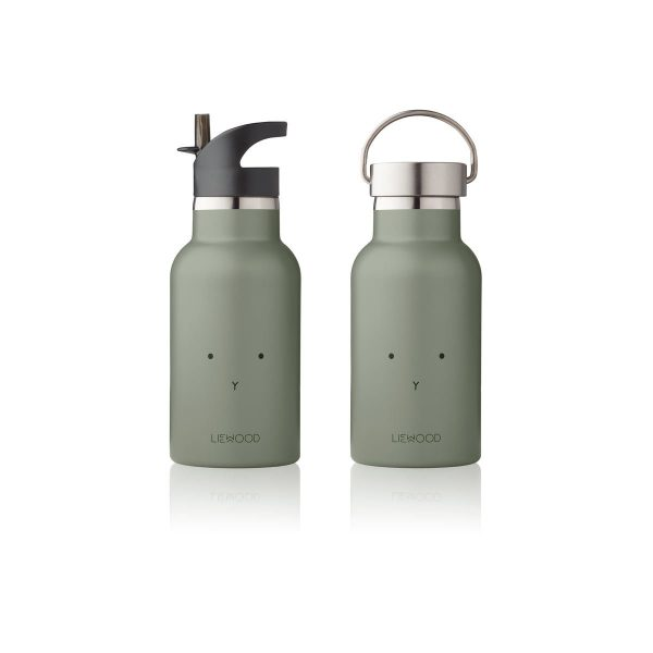 Anker-Water-Bottle-Water-bottle-Rabbit-faune-green-lecrazykids