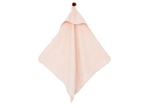 so-cute-baby-bath-cape-pink-hanging-capa-rosa-bain-cape-rose-nobodinoz-lecrazykids